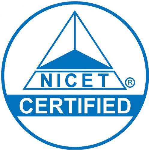 NICET Certified Logo